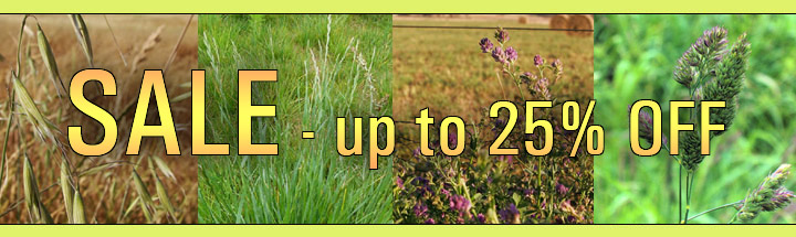 Winter pasture seeds!