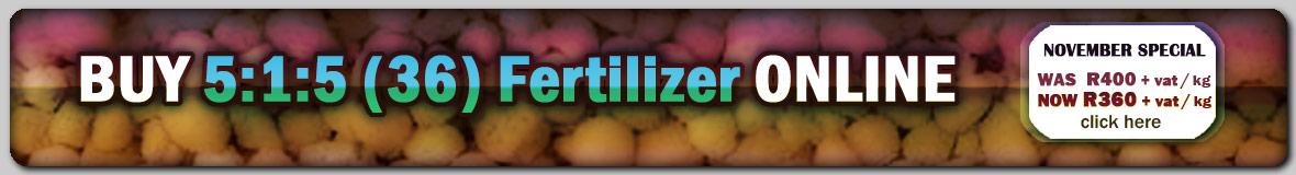 Buy 515 NPK Fertilizer Bags Online @ GG Online Garden Shopping Website